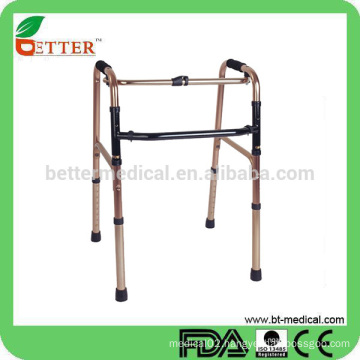 Aluminum brown color reciprecating Walker